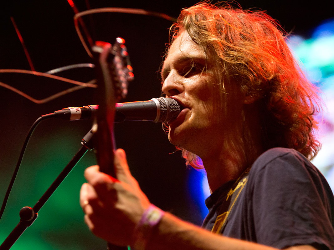 King Gizzard & The Lizard Wizard @ Laneway Brisbane, Saturday 1 February 2020