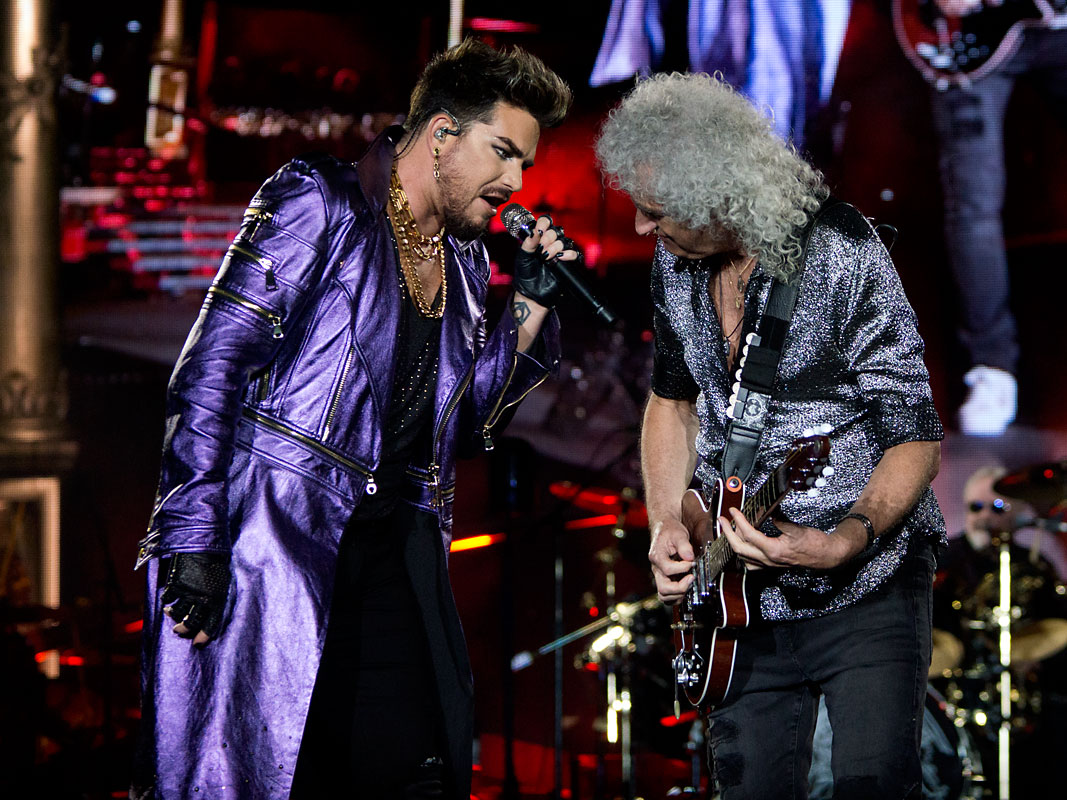 Queen + Adam Lambert @ Metricon Stadium, Saturday 29 February 2020
