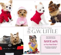 GW Little for Small Dogs - Coupons and Promo Codes