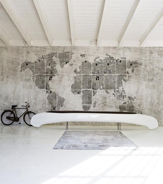 Rivestire un angolo o un'intera casa con decorazioni tropicali e… staff 0. Carta Da Parati Di Design Forum Arredamento It