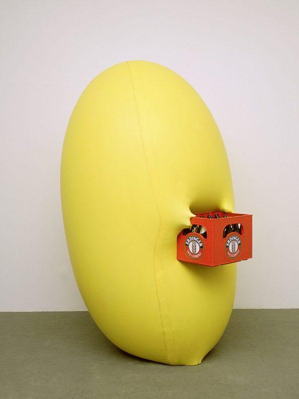 Le Balloon Sculpture Di Hans Hemmert Collater.al