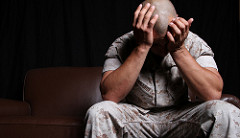 PTSD Soldier - Theodicy