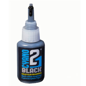 Colle21 Black cyanoacrylate black