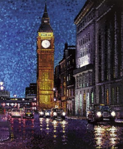 City Icons  Ben by Neil Dawson  Price SOLD OUT