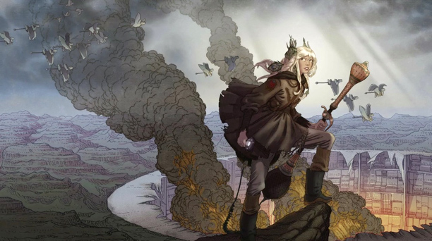 The Battle For WondLa by Tony DiTerlizzi