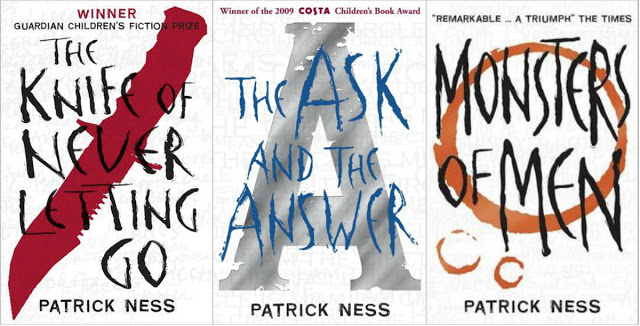 The Knife of Never Letting Go (Chaos Walking #1) by Patrick Ness [Audio]