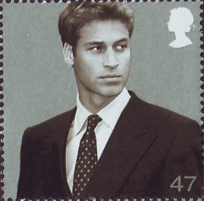 21st Birthday Of Prince William Of Wales 2003 Collect