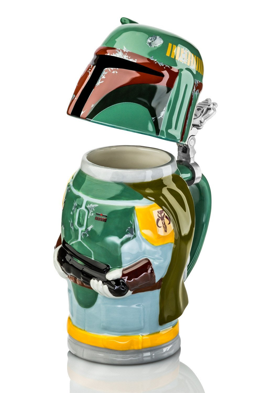 Boba Fett Beer Stein Collectible