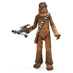 Chewbacca Talking Action Figure Star Wars 15'' Official shopDisney