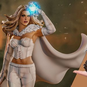 Emma Frost Marvel 1:10 Scale Statue