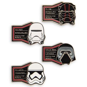 First Order Booster Pin Set Star Wars: Galaxy's Edge Official shopDisney