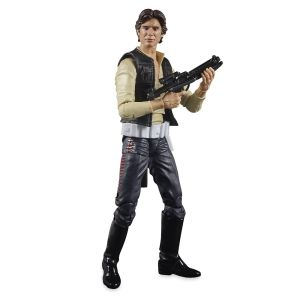 Han Solo Action Figure by Hasbro Star Wars: The Black Series 6'' Official shopDisney