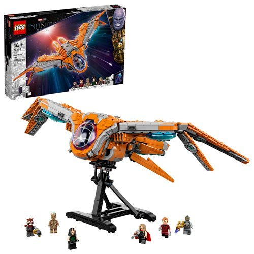 LEGO 76193 Marvel Super Heroes The Guardians' Ship