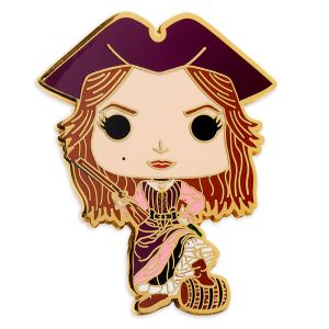 Redd Funko Pop! Pin Pirates of the Caribbean Limited Release Official shopDisney