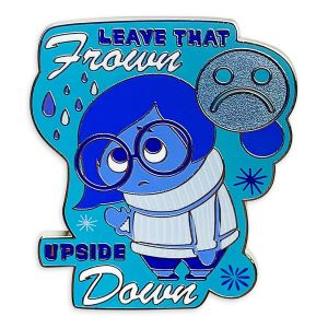 Sadness Pin Inside Out Official shopDisney