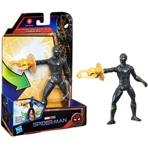 Spider-Man: No Way Home 6-Inch Deluxe Web Grappler Action Figure