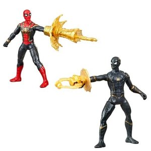 Spider-Man: No Way Home Deluxe 6-Inch Action Figures Wave 1 Set of 2