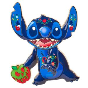 Stitch Crashes Disney Pin Snow White and the Seven Dwarfs Limited Release