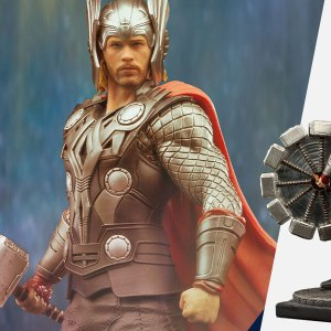 Thor Deluxe Marvel 1:10 Scale Statue