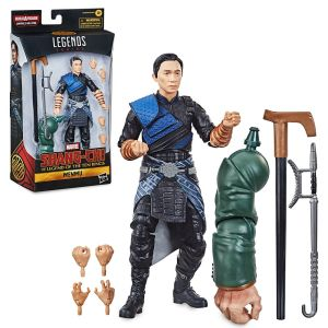 Wenwu Action Figure Shang-Chi and the Legend of the Ten Rings Marvel Legends Official shopDisney