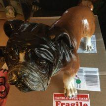 Large Italian bulldog