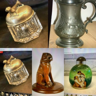 Feedspot antiques websites