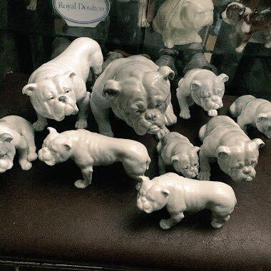 Bulldog antiques museum google mapped