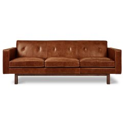 Modern Brown Leather Sofa Sectional Sofas S Furniture Product Reviews For Embassy Saddle