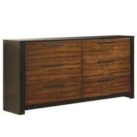 Carlyle Contemporary Dresser   Collectic Home
