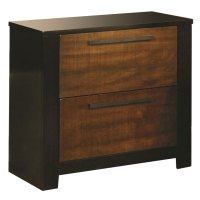 Carlyle Contemporary Nightstand | Collectic Home