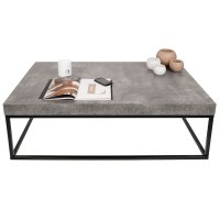Petra Rectangular Modern Coffee Table | Eurway Furniture