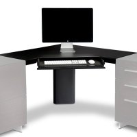 BDI Sequel Modern Corner Desk | Eurway Modern Furniture