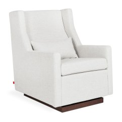 Contemporary Lounge Chairs Best Gaming Chair Under 200 Accent Collectic Home Gus Modern Sparrow Glider In Beige Huron Ivory Fabric Upholstery
