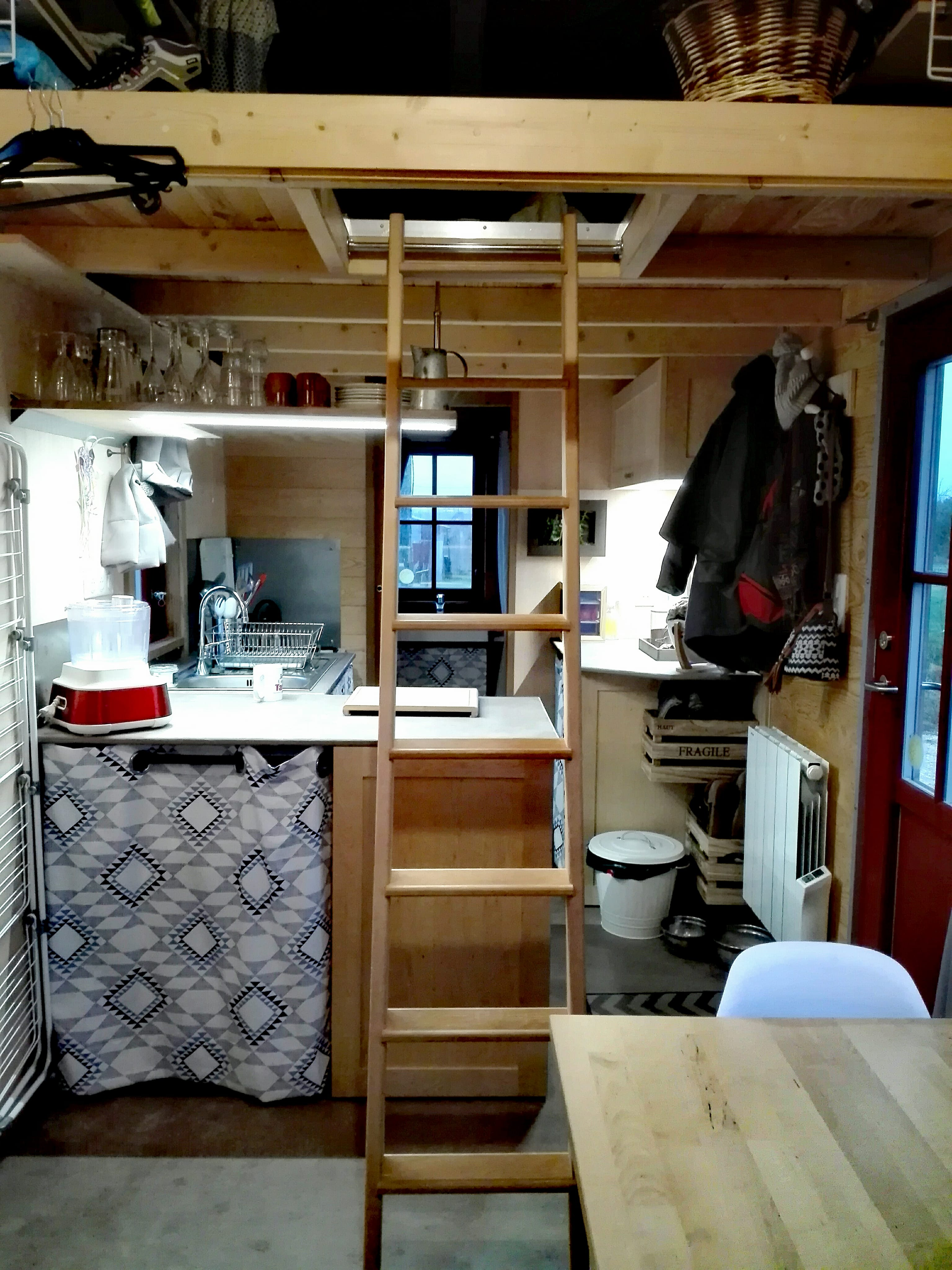 vendre  tiny house doccasion en IndreetLoire  Collectif Tiny House