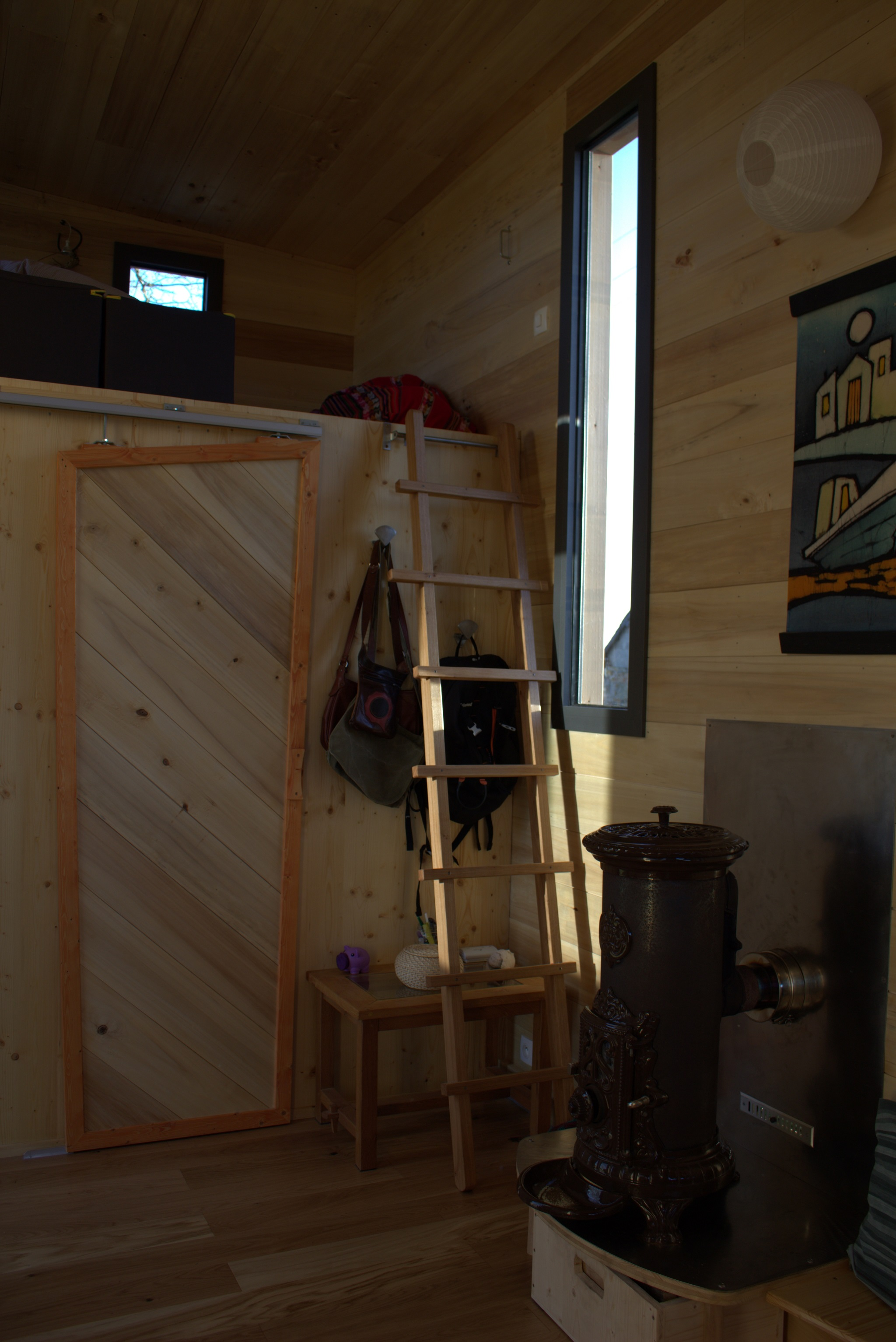 Vendre Tiny House Doccasion En Bretagne Collectif Tiny House