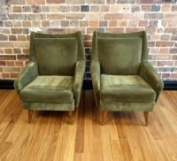 Vintage Retro Armchairs Archives - Collectika Vintage and ...