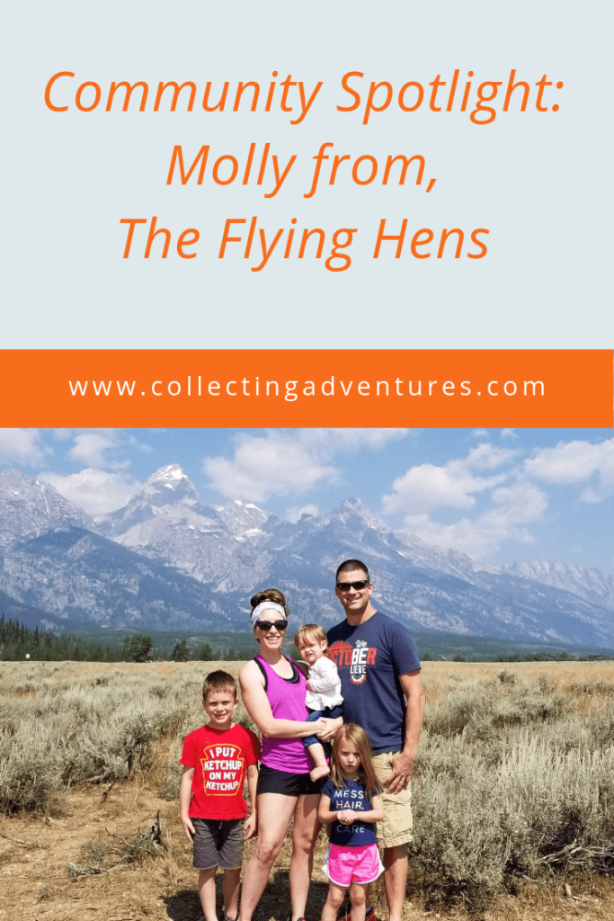 Community Spotlight: Molly from The Flying Hens