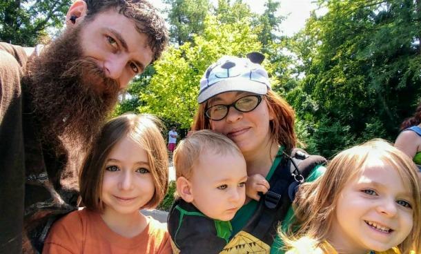 Community Spotlight: Talia from Crazy Joyful Mama
