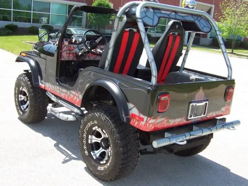 Jeep Cj Painless Wiring Harness