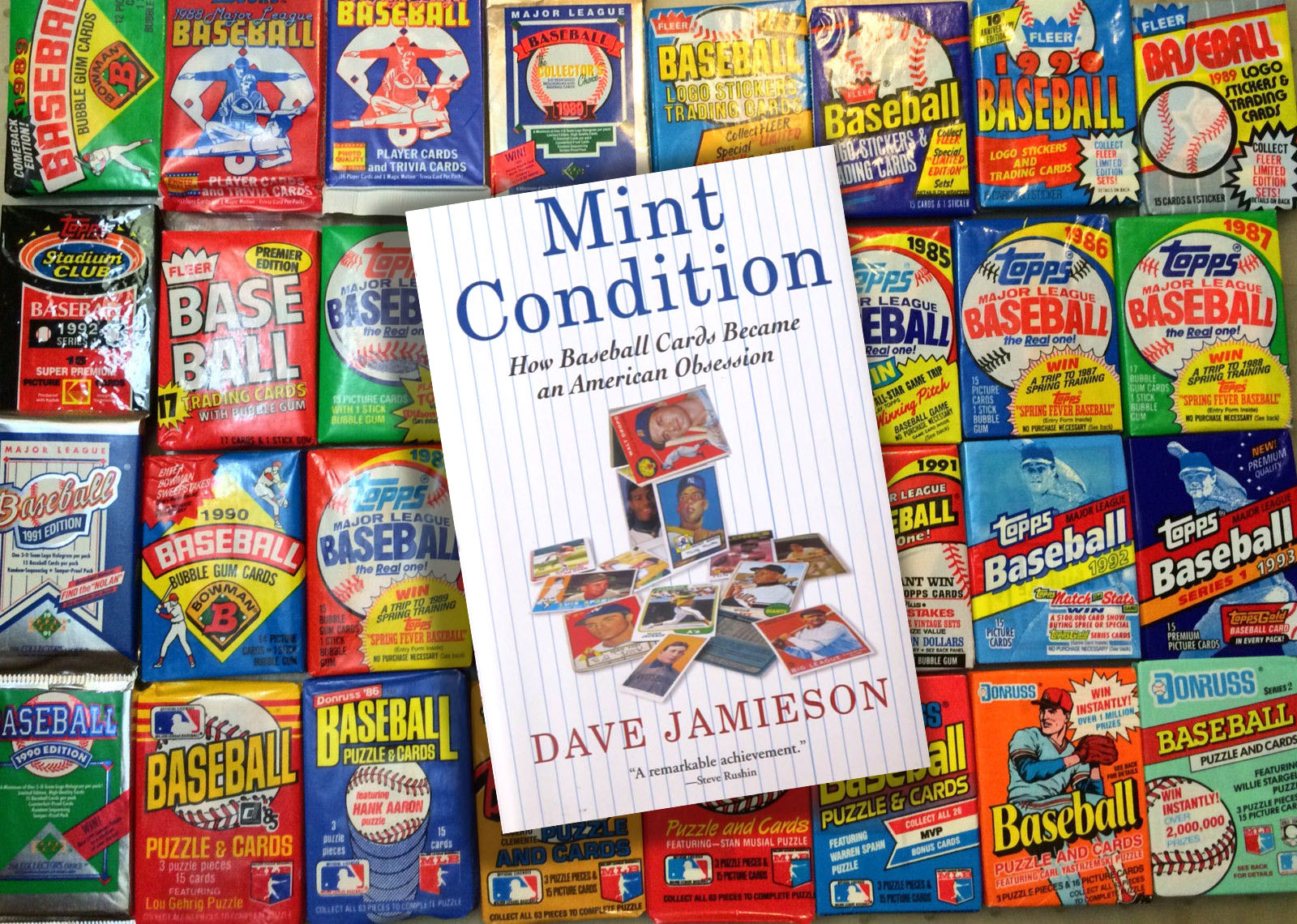 Old Baseball Cards Unopened Packs Fr Wax Box Mint Condition