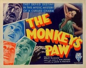monkey's paw movie