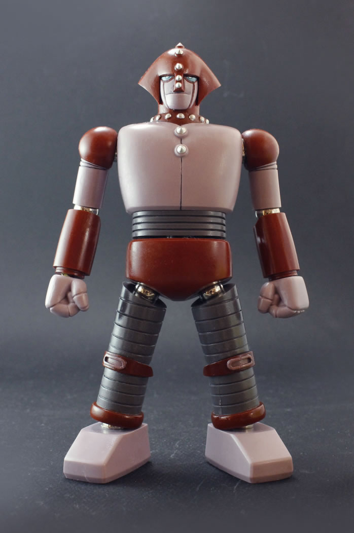 Dynamite Action GK Abdullah U6 From Mazinger Z CollectionDX