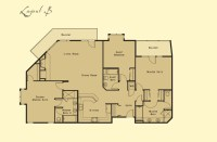 Floor Plans - Layout B | Timbers Collection