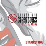 Strategy One - Thirty Six Strategies - CD (2013)