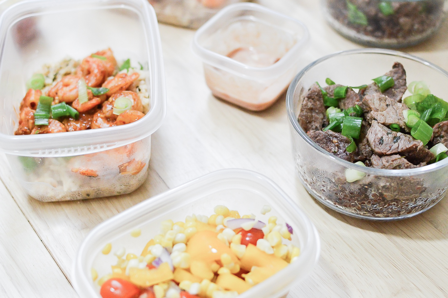 Easy Meal Prepping Recipes