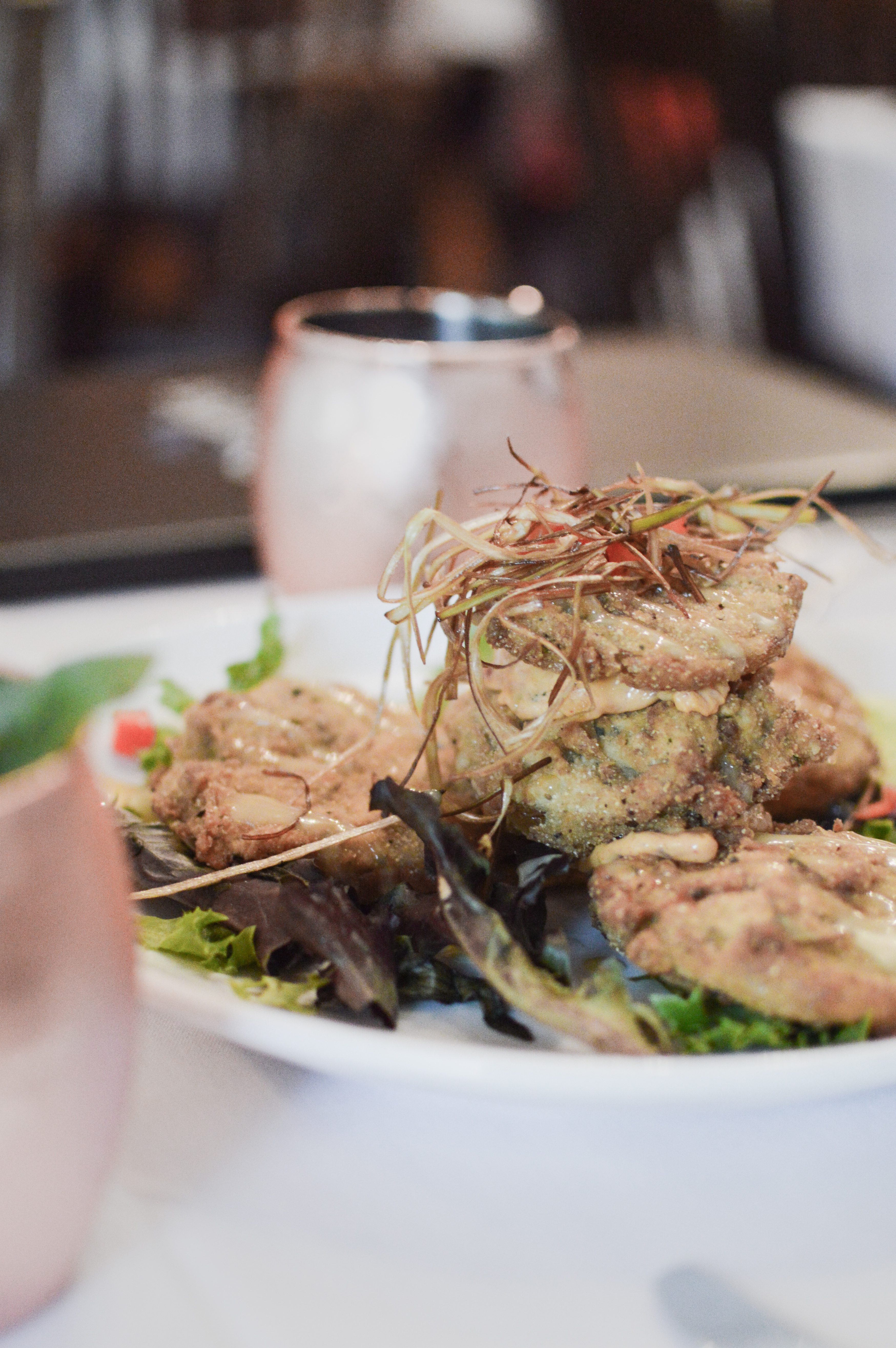 Greenville Travel Guide | Where to Eat in Greenville | Sassafras Southern Bistro