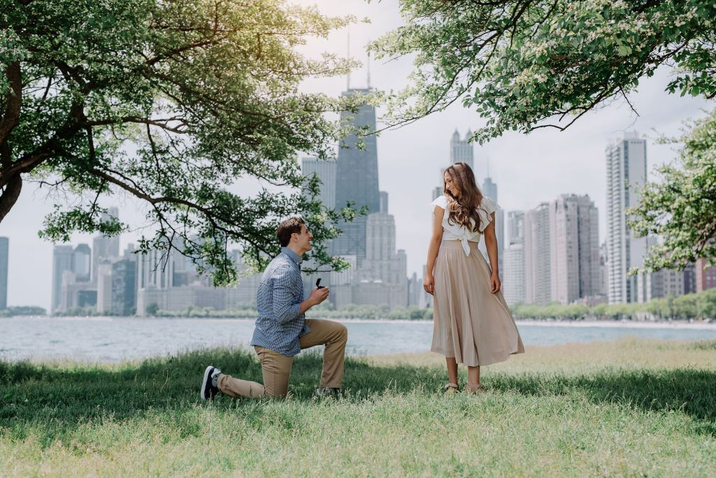 How He Asked + The Perfect Surprise Proposal
