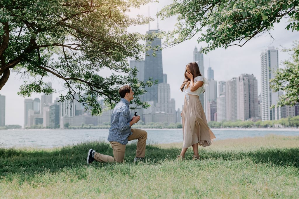 Proposal Stories: The Ultimate Surprise Proposal + Proposal Photography