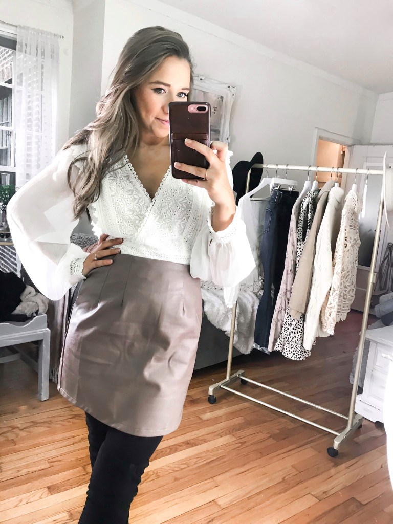 Fall and Winter Closet Staples + Statement Pieces