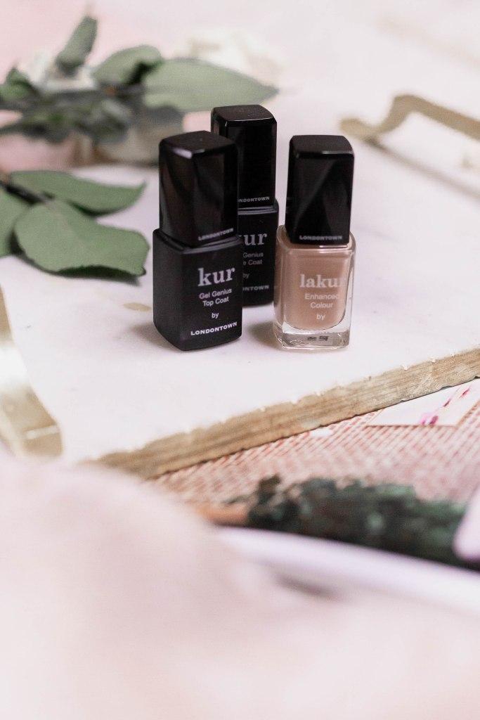 Best At-Home Manicure: Lakur Nail Polish